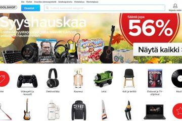 Coolshop.fi kokemuksia ja tarjoukset