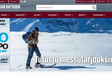 Scandinavian Outdoor nettikauppa kokemuksia