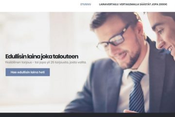 Lainaa.online kokemuksia uudesta lainavertailusta netissä