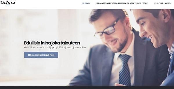 Lainaa.online tarjoaa edullisimman lainan joka talouteen ihan sinne 60000 euroon saakka
